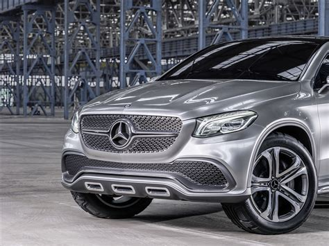 2018 Mercedes Benz Coupe Suv Concept Car Photos Catalog 2018