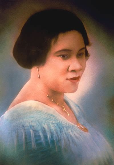 madam   walker  inspirational black women  changed