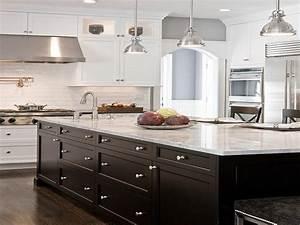 Black Kitchen Cabinets White Appliances HomeFurniture org