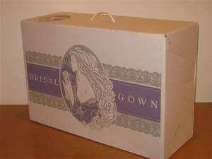 wedding dress storage box bridal preservation gown box With wedding dress preservation box