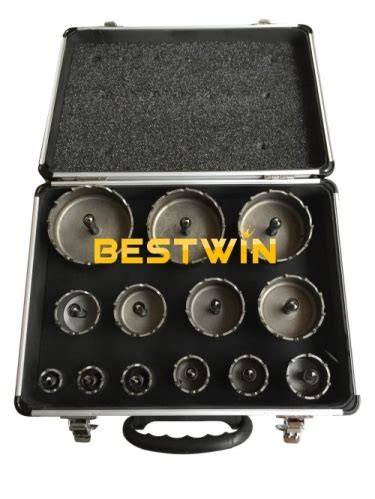 Saw 13pcs By Jualanunik 13pcs set drill saw t c t saw kit series