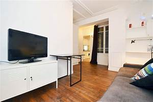 location d39appartement t2 meuble de particulier a paris With location d appartements meubles paris