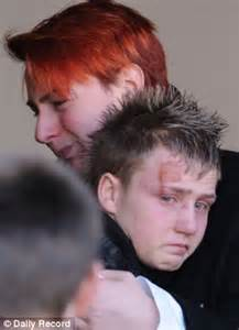 Teenager Lee Steel hurt in bus crash crash that killed ...