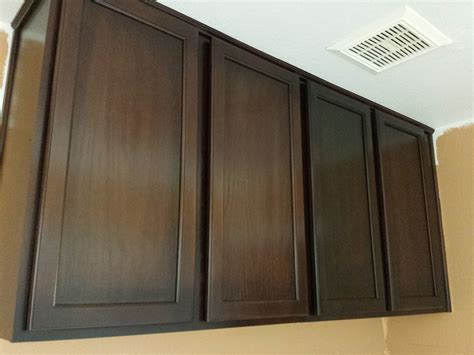 Brown Painted Kitchen Cabinets Grey Cabinet Paint