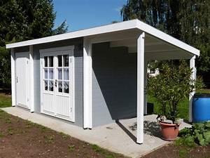 Gartenhaus Schmal Und Lang : gartenhaus grau wei moderner gartentrend mit stil ~ Whattoseeinmadrid.com Haus und Dekorationen