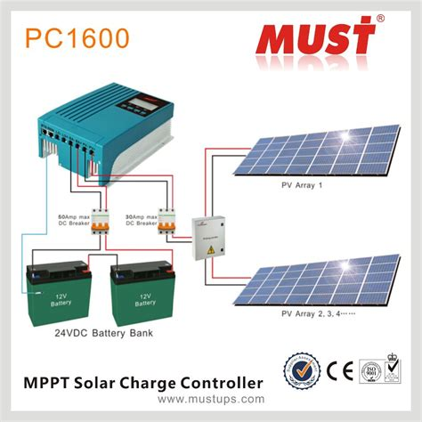 Must Hot Selling Easy Install Solar Charge