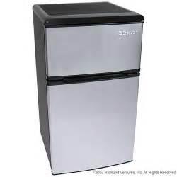 New 32 Cuft Portable Fridge Freezer Stainless Steel