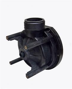 Aqua Flo FMCP 15HP Wet End Pump 15 Center Discharge