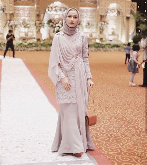 modish gaun muslimah