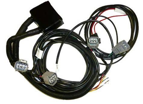 Tag Pce Towbar Kit Bar Wiring Harness Towball Plug