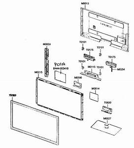 Samsung Lcd Tv Cabinet Parts