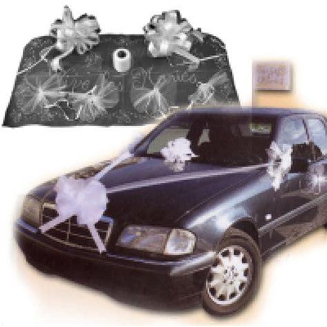 decoration voiture mariage pas cher achat kit d 233 coration voiture mariage pas cher