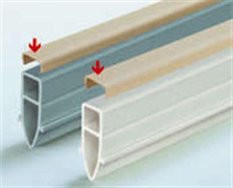 renu strip plastic expansion joint cap deck  seal