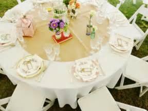 d 233 coration de table mariage en 28 id 233 es pour la table ronde