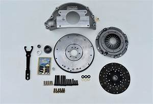 Manual To Automatic Transmission Conversion Kit