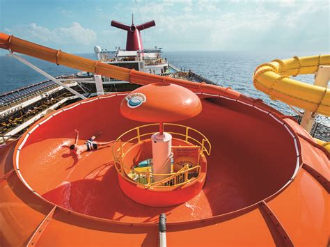 The Best Of Cruise-ship Water Slides | Latitudes Travel