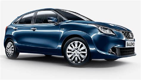Maruti Suzuki offers automatic variant in top trim of Baleno