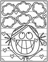 Pond Coloring Colorear Club Dibujos Colouring Books Preschool Monster Printable Clipart Laminas Sheets Arte Ninos Disenos Blanco Negro Fromthepond Kindergarten sketch template