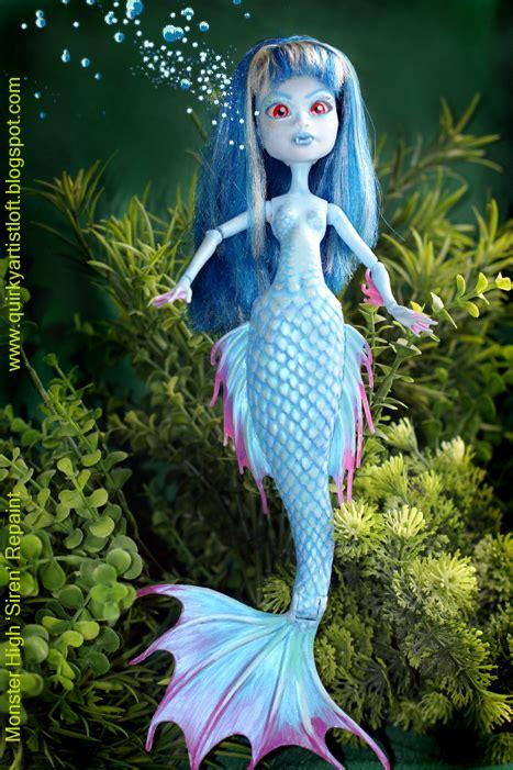 high siren mermaid repaint by mewchan1 on