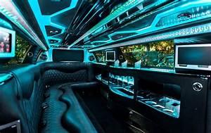 Black Chrysler 300 Stretch Limousine In Kansas City