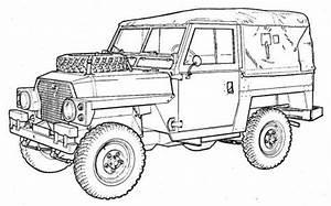 Lightweight Land Rover