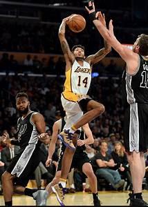 Lakers Brandon Ingram Hopes To Model Game After Spurs