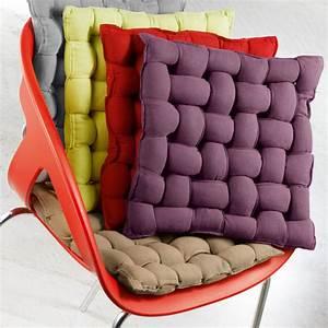 Galette De Chaise : galette de chaise braid ~ Melissatoandfro.com Idées de Décoration