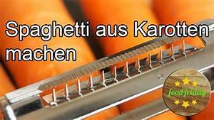 Julienne Schneider Wmf : karotten spaghetti mit dem julienne schneider zubereiten youtube ~ Whattoseeinmadrid.com Haus und Dekorationen