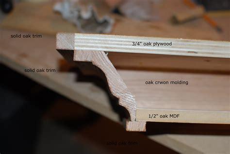 woodwork crown molding floating shelf plans  plans