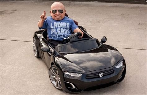 mini  verne troyer cars collection