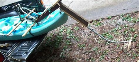 sit  kayak pedal system  steps  pictures