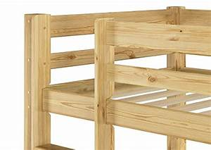 Erst Holz : erst holz lits superpos s en pin lit 90 x 200 2 ~ A.2002-acura-tl-radio.info Haus und Dekorationen