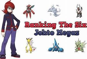 Ranking The Six Johto Megas Pokemon Gold