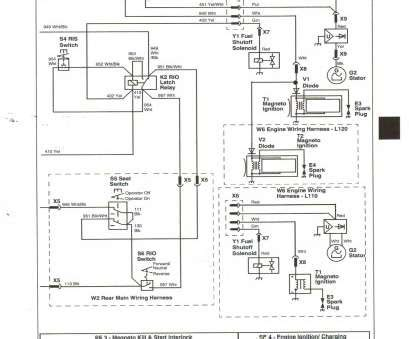 Simplicity Starter Solenoid Wiring Diagram by Starter Wiring Diagram Lawn Mower Professional 6 Prong