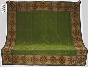 Sofa Grün Samt : alter samt berwurf 145x145 sessel sofa decke husse 1900 ~ Lateststills.com Haus und Dekorationen