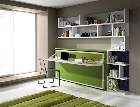 bureau de lit lits mezzanine chambre literie lit bureau