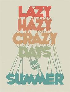 Create a Sticky Summer Typography Printable Poster in ...