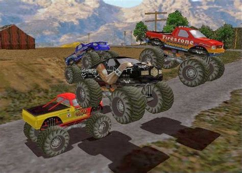 monter pc gamer truck madness 2 highly compressed free version