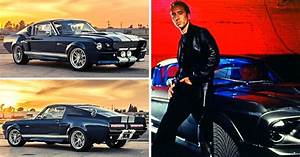 Nic Cage Owns One Of The Eleanor Shelbys... It's Pretty Awesome