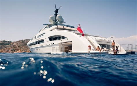italy luxury yacht charter superyacht news