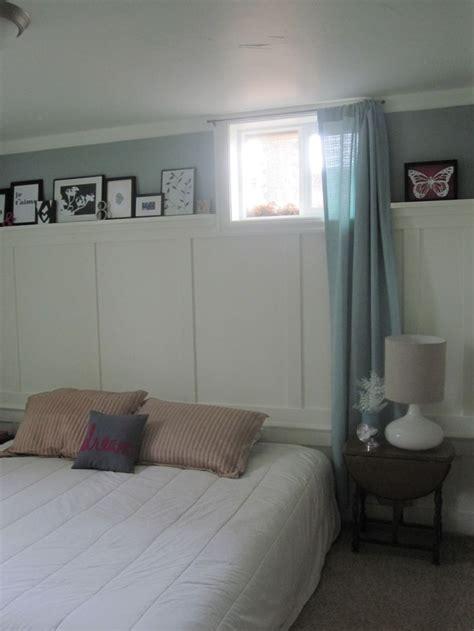 Bedroom Vs Window by 25 Best Ideas About Basement Window Curtains On