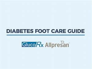 The Diabetes Foot Care Guide