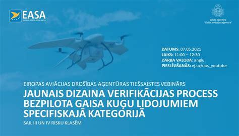 Tiešsaistes vebinārs par dronu atbilstību lidojumiem ...