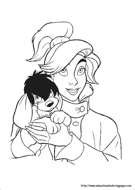anastasia coloring pages educational fun kids coloring