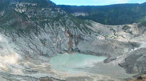 wisata gunung tangkuban perahu  lembang marjaya trans