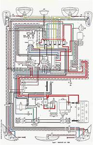 1969 1300 Beetle Wiring Diagram - Page 2 - Vw Forum