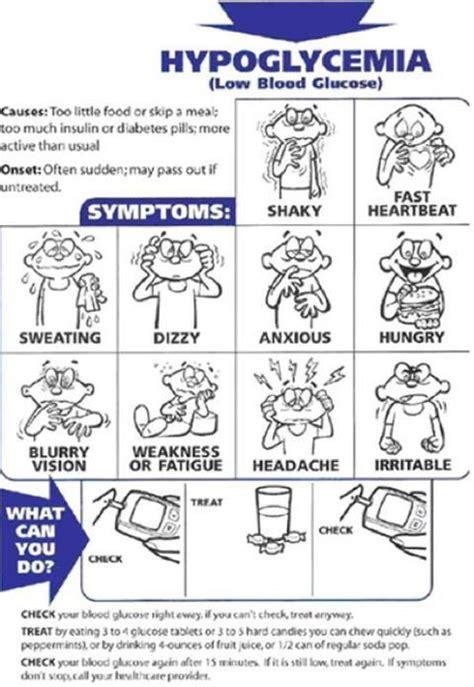 signs  symptoms  hypoglycemia