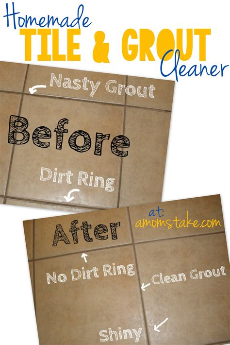 tile and grout cleaner a s take