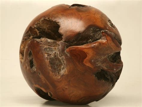 Decorative Orbs Wood Metal Ball Rustic Home Decor Spheres: 17 Best Images About Wooden Spheres On Pinterest