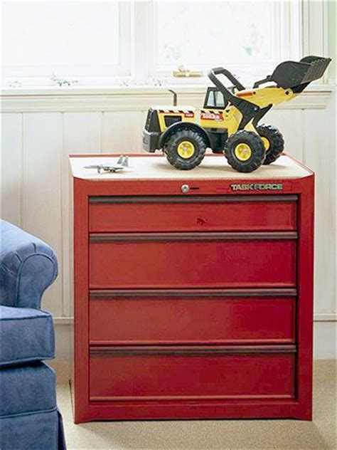 25 best ideas about tool box dresser on boys car bedroom craftsman baby bedding
